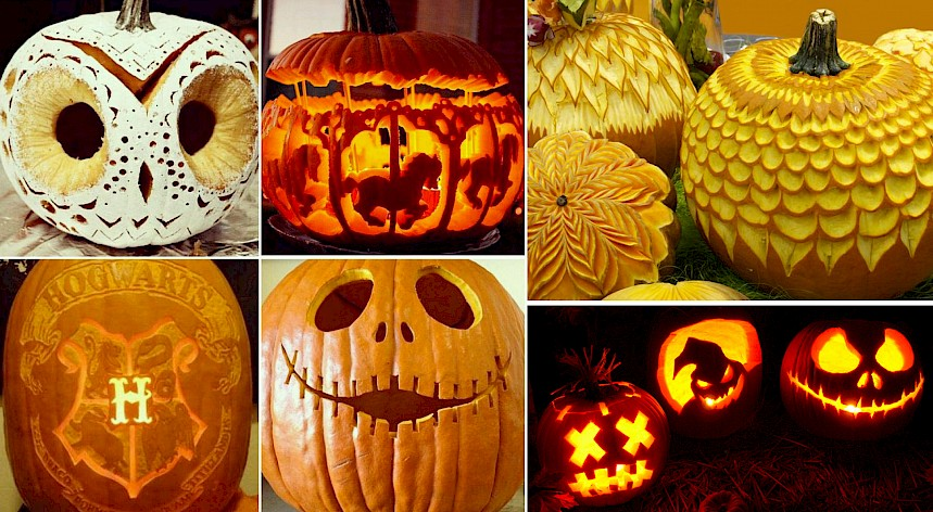 Spooky Creativity Encouraged for Pumpkin Competition