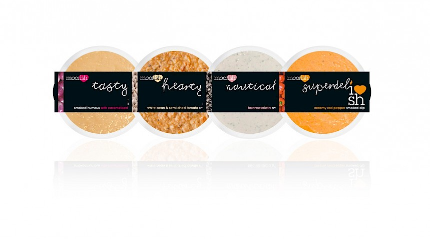 Moorish Add 4 New Flavours To Smoked Dip Collection
