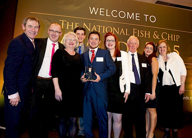 Chelt Chippy Crowned At National Awards