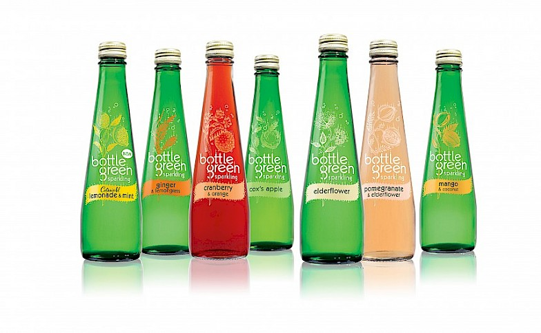 Silver Ball PR Appointed By BottleGreen Drinks