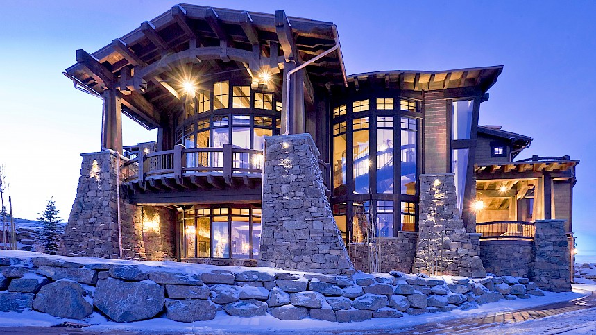 Alpine Guru Launches New US Luxury Chalet Collection