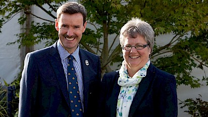New Head of Shows at Three Counties Brings Rich Heritage